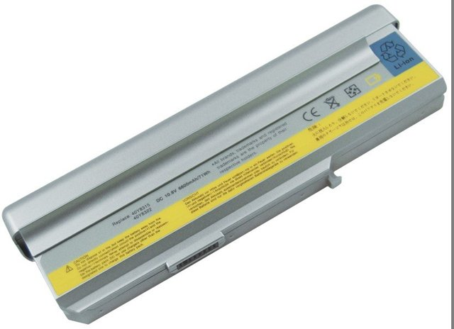 Free Shipping 11.1v 4400mah LENOVO C200 N100 N200 Laptop Battery