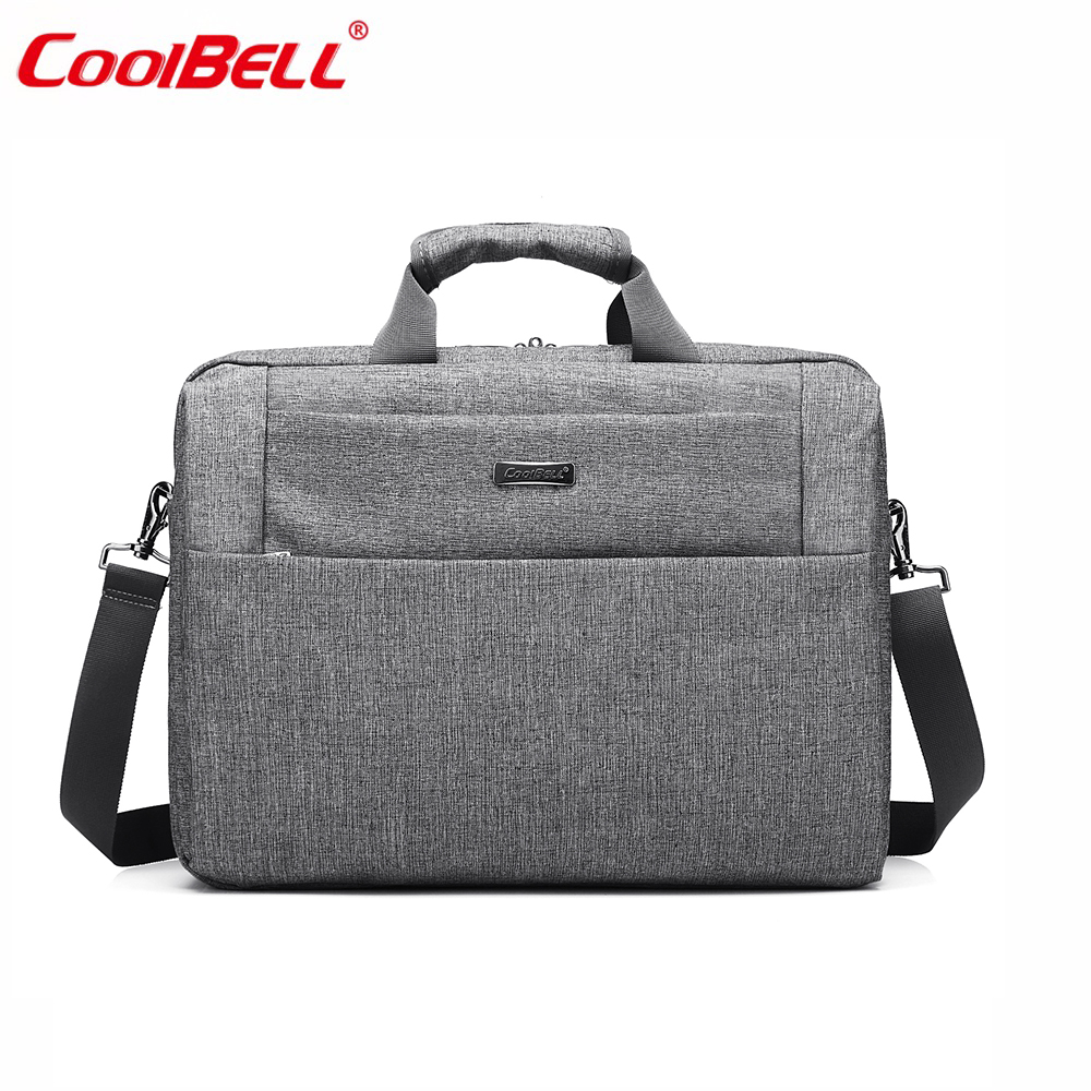 15.6 inch Laptop Bag with free Buggy Bag Messenger Briefcase Oxford Cloth Multi compartment Shoulder Bag For iPad Pro / Macbook