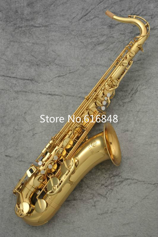 Jupiter JTS-500 New Arrival Bb Tenor Brand Saxophone B Flat Gold Lacquer Brass Sax Musical Instrument With Case Accessories