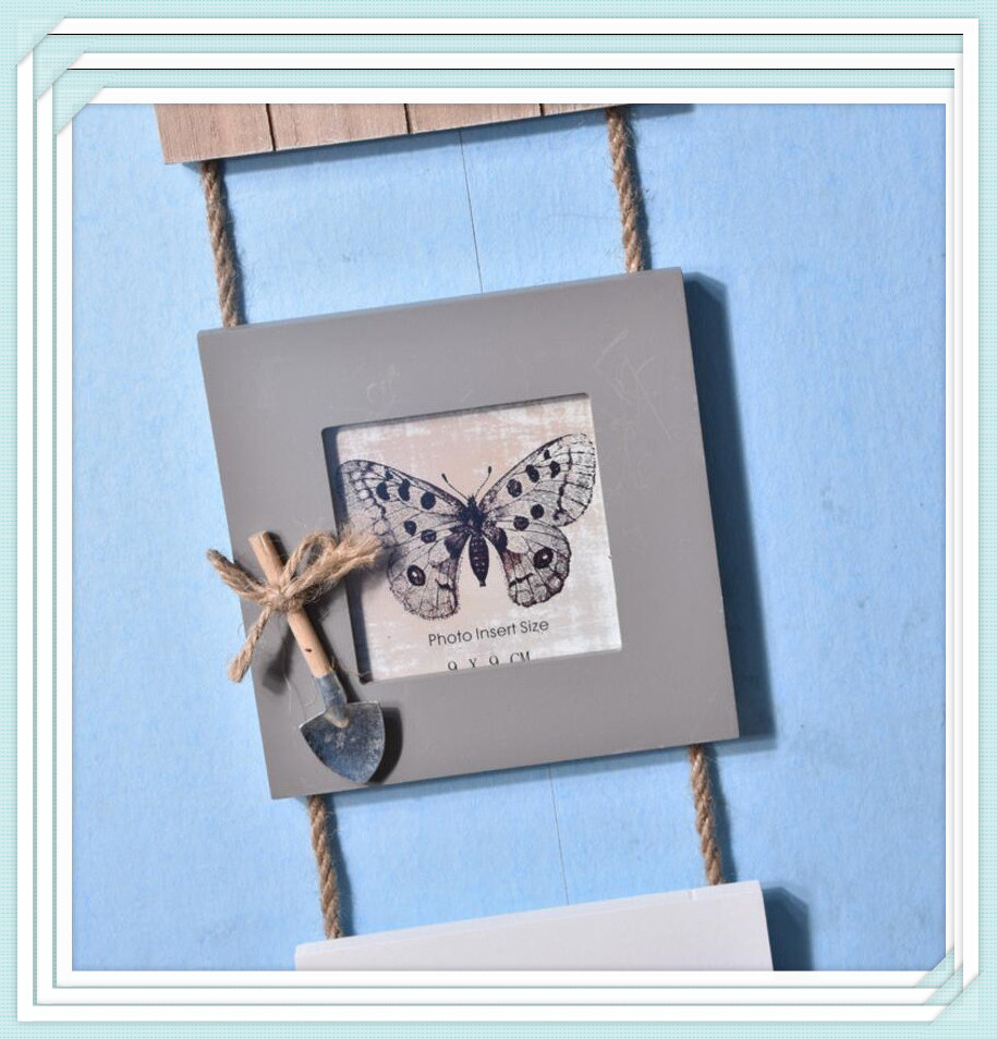 Europäischen stil bilderrahmen Schaffen kombination holzrahmen Wand ...