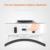 Vr shinecon 5.0 gafas 3d para 4.7-5.5 pulgadas teléfonos son compatibles con el objeto de ajuste ipd ajuste de realidad virtual auricular + mocute 050
