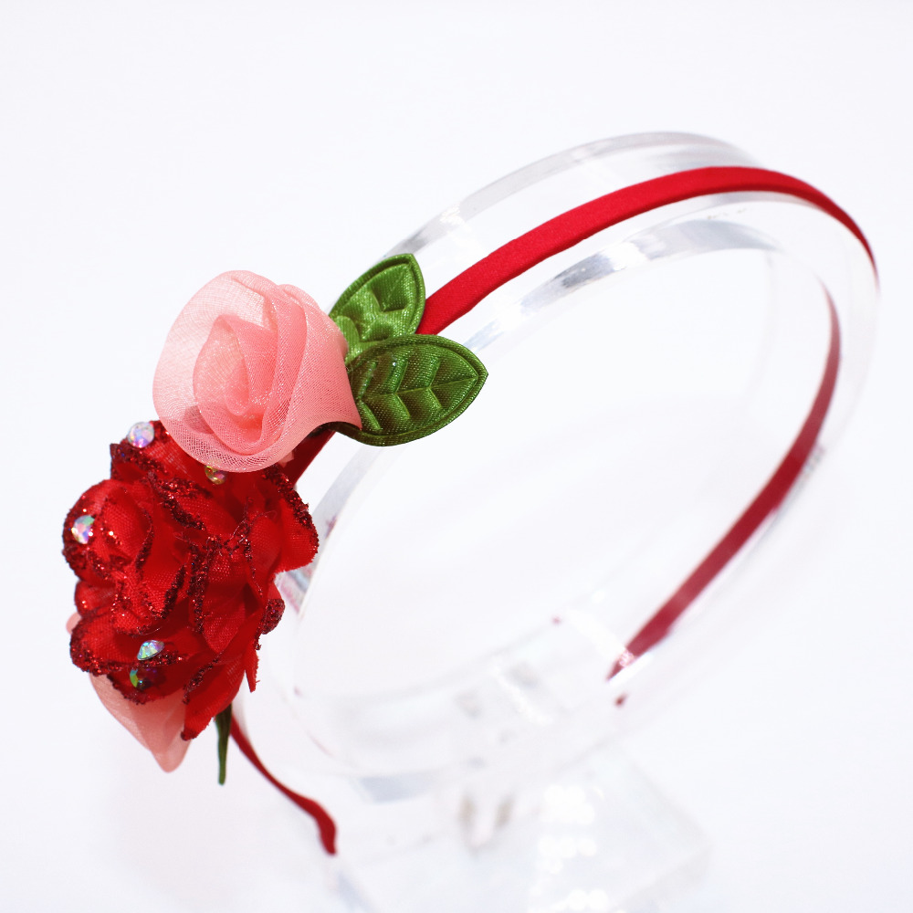 Beautiful baby hair accessories - Aliexpress Com Buy Beautiful Flower Child Hair Band Natural Color Cute Baby Hair Hoop Boutique Head Band Girls Hair Accessories From Reliable Accessories