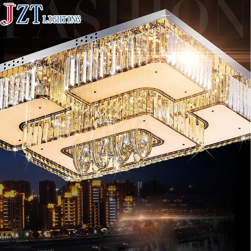 Z Müasir Uzaqdan İşıqlandırma Aydın LED K9 Kristal Tavan - Daxili işıqlandırma - Fotoqrafiya 3