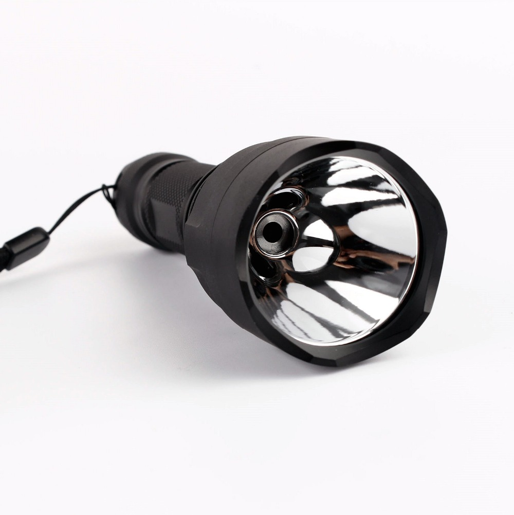 New C8S host black flashlight host update 20.8mm Driver diameter ...