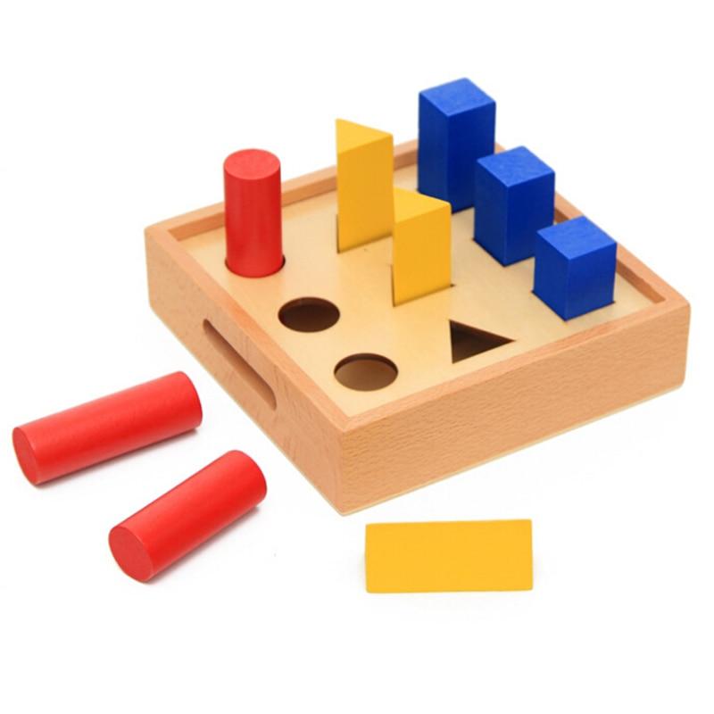 Online buy wholesale kindergarten wooden blocks from china