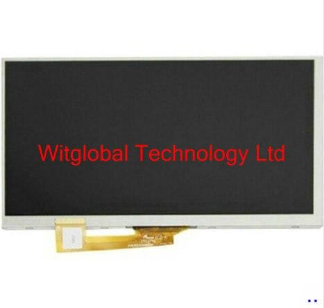 New LCD Display Matrix For 7 Prestigio MultiPad Wize 3047 PMT3047 3G TABLET LCD Display 1024x600 Screen Panel Free Shipping