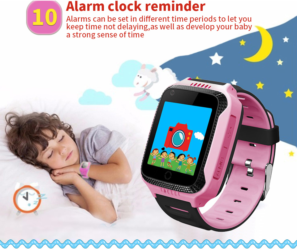 Benovel Q528 Y21 Children GPS Smart Watch With Flashlight Baby Watch 1.44inch SOS Call Location Device Tracker for Kid Safe watches (15)
