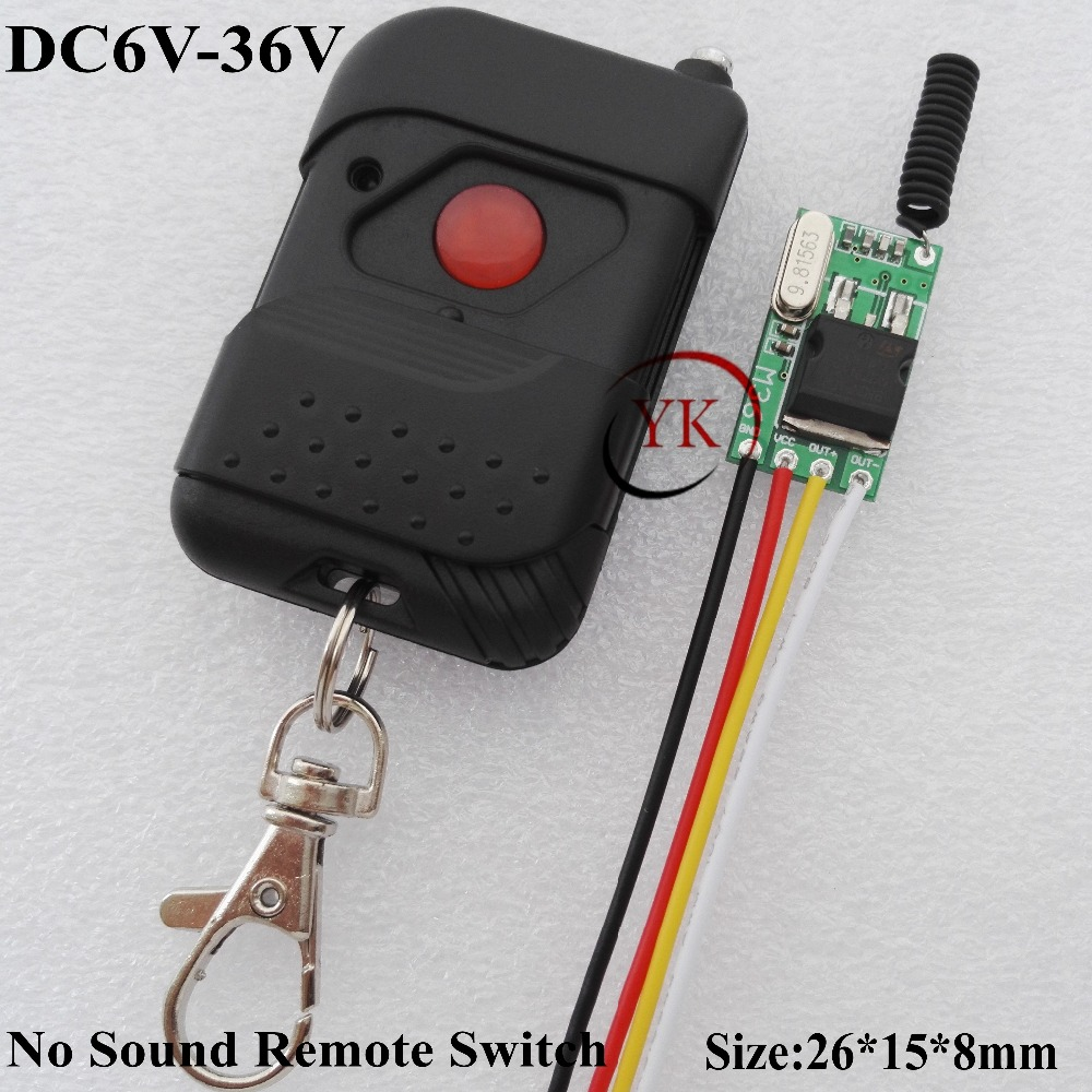 Automobiles  Motorcycles Car Remote Control Switch Car Fuel Pump Line Remote Controller DC6V 7.4V 8.4V 9V 12V 24V 28V 36V (6V-36