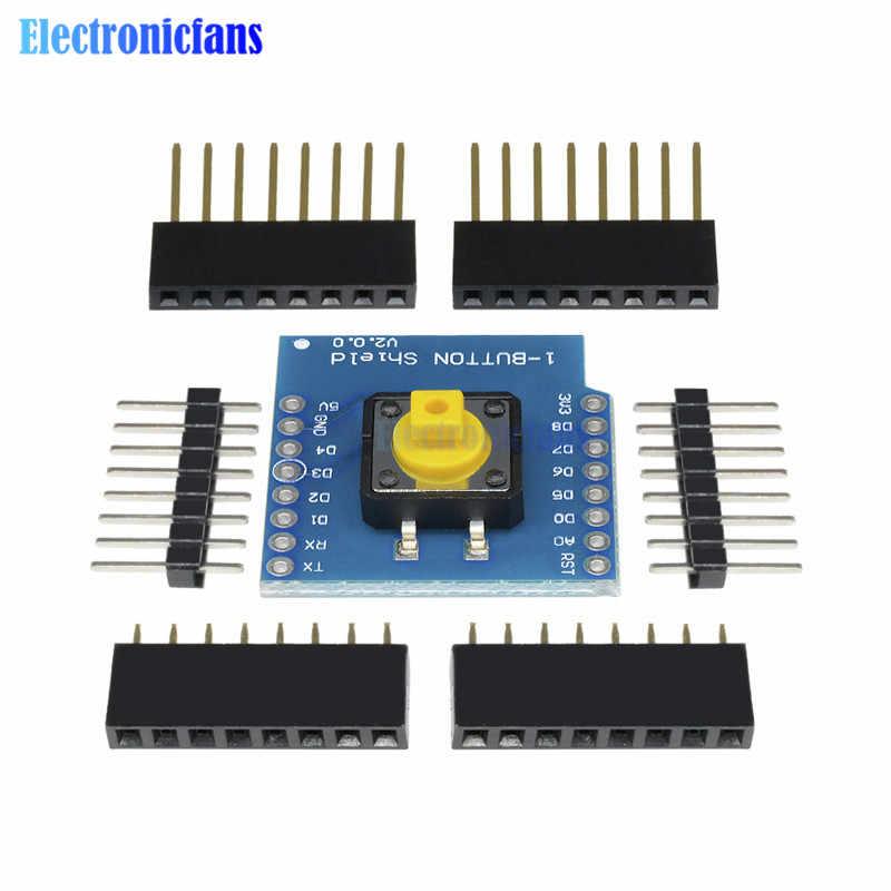 ESP8266 D1 ミニプロ無線 Lan 開発 NodeMcu ボタンモータドライバマイクロ SD/TF SHT30 ためプロトボード 0.66 oled weMos DIY キット