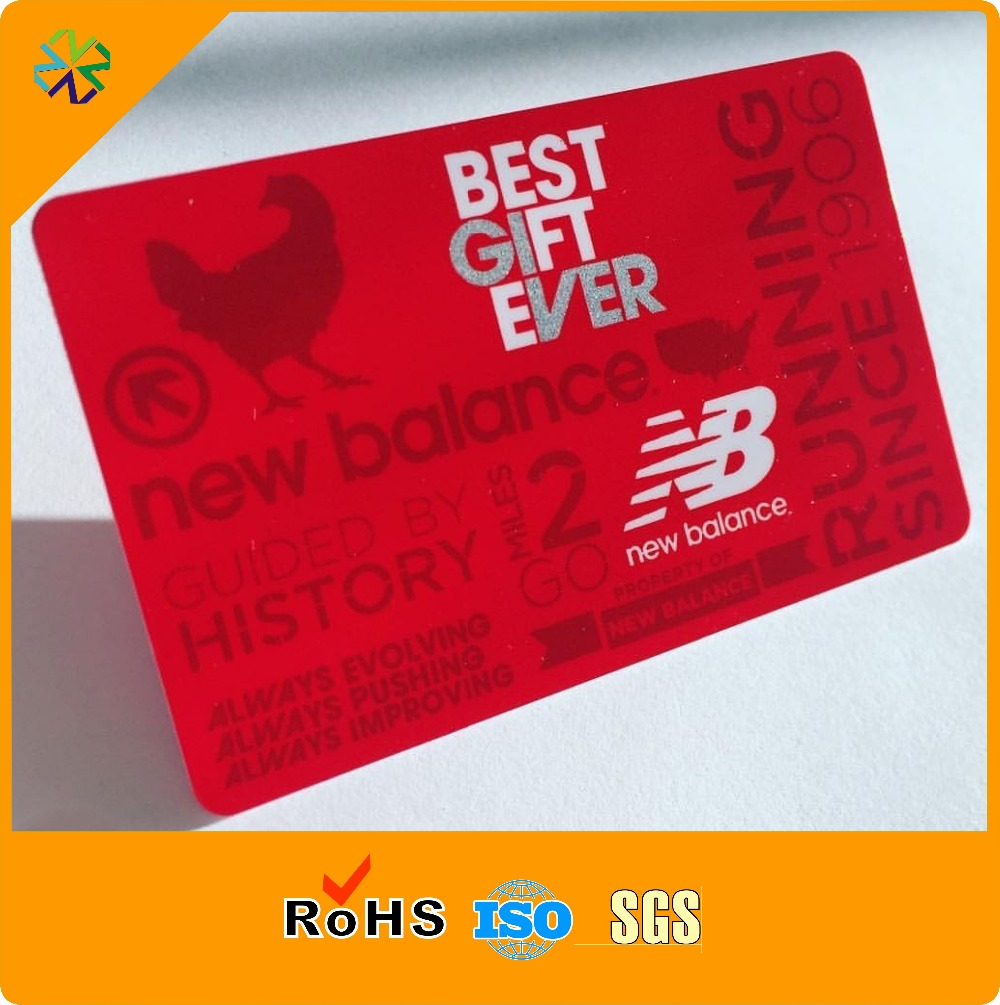 500pcslotnewest colorful screen printing plastic pvc business cardcr80 standard full color printing pvc card in business cards from office school - Screen Printing Business Cards