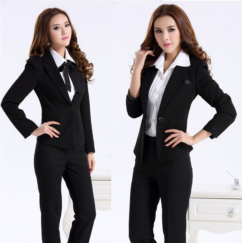 new formal office uniform design women professional work. Black Bedroom Furniture Sets. Home Design Ideas