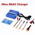 RC Горючего Lipo Зарядное Устройство iMax B6 AC 80 Вт Баланс Зарядное Устройство/Разрядник С XT60 Вилкой ЕС