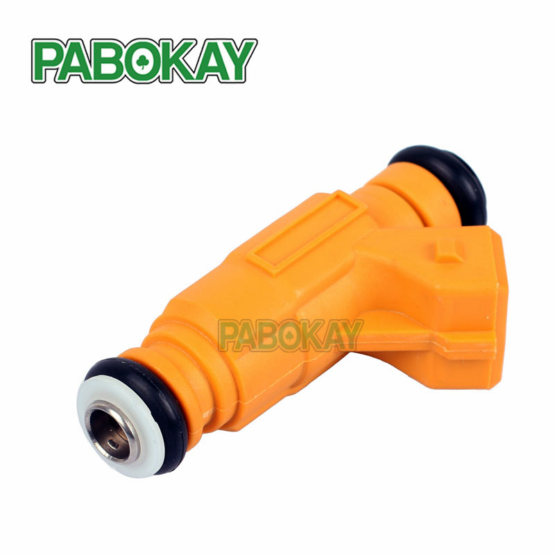 4 pieces x 2000 2009 for SAAB 2.0L 2.3L V4   340cc  FUEL INJECTORS 0280156023 55557323 9181322-in Fuel Injector from Automobiles & Motorcycles    1