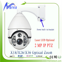 1080P Full HD 18x Zoom IP CCTV Camera PTZ, Onvif 2.0 Outdoor IR 2000m Night Vision Video Security System with laser LED optional