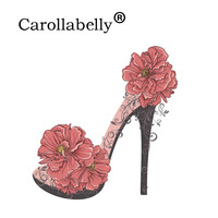 Carollabelly Custom Made Your Own Design Shoes