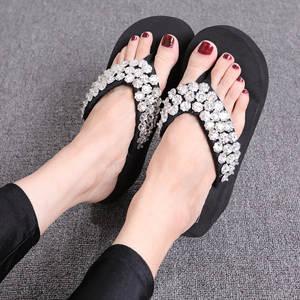 8a8928facc6ad SIKETU women beach sandals platform summer wedges shoes