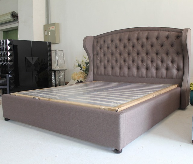 Fabric King Size Bed Turkish Furniture Import China Products In Beds
