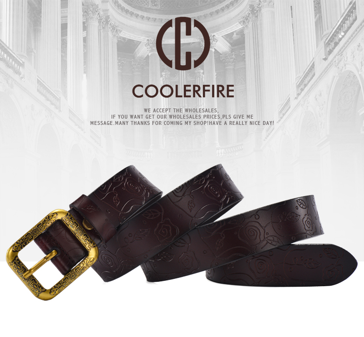 Hot jeansWH008 quality belt 1