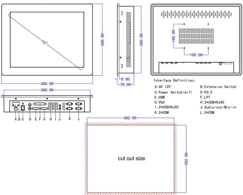 PPC-I015A-LI