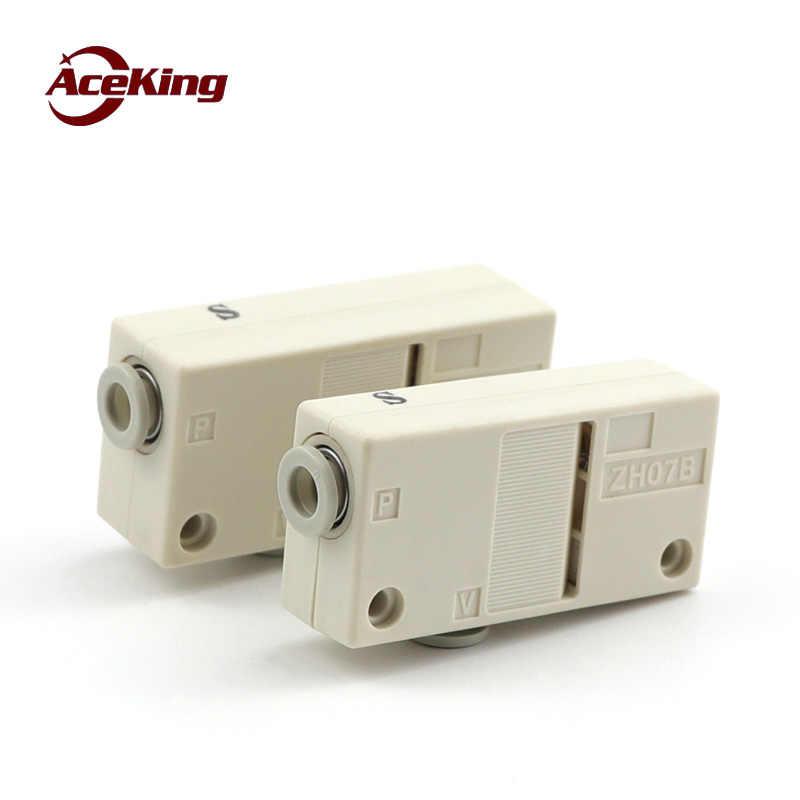 ZH Hút Chân Không Máy phát điện áp suất âm khí nén lưu lượng lớn zh10bs-06-6/13/08/10/05bl/01/ 07 hộp trực tiếp intubated nội bộ chủ đề