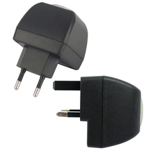 цена на Universal AC to DC Car Van Charger Power Adapter Cigarette Lighter Socket 240V Mains Plug to 12V DC Car-Styling