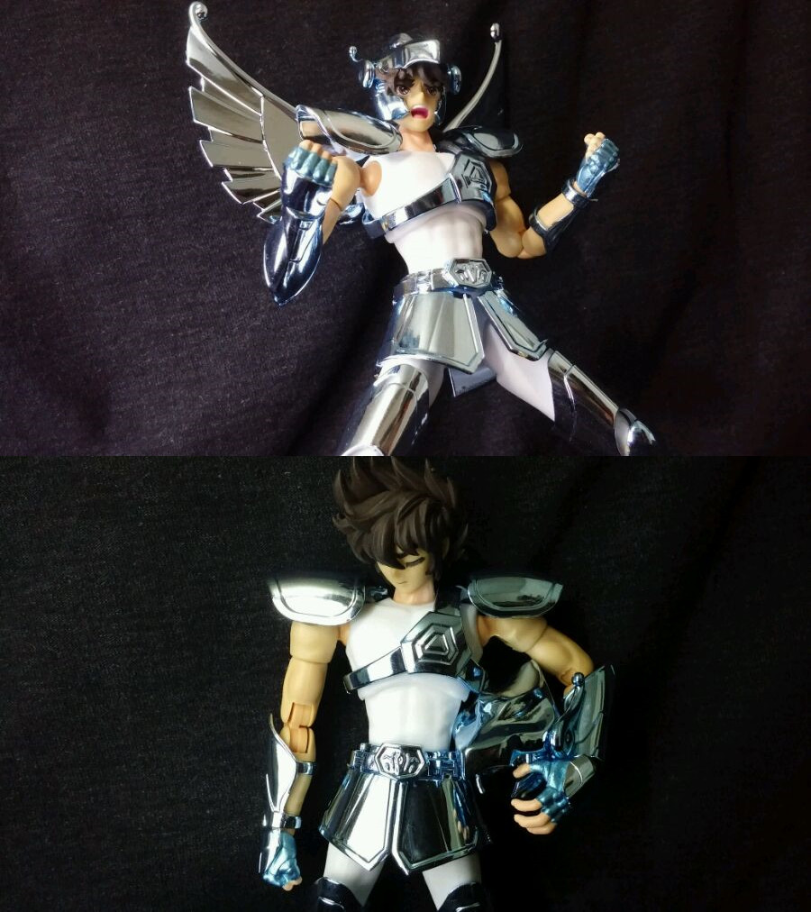 Gratis verzending LC Saint Seiya Doek Mythe TV versie EX V1 Zwart Pegasus en OCE Pegasus set-in Actie- & Speelgoedfiguren van Speelgoed & Hobbies op  Groep 3