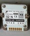 Gloednieuwe originele authentieke 02N Roterende band switch TOEKOMST Digitale band switch feed override CNC panel knop schakelaar NDS