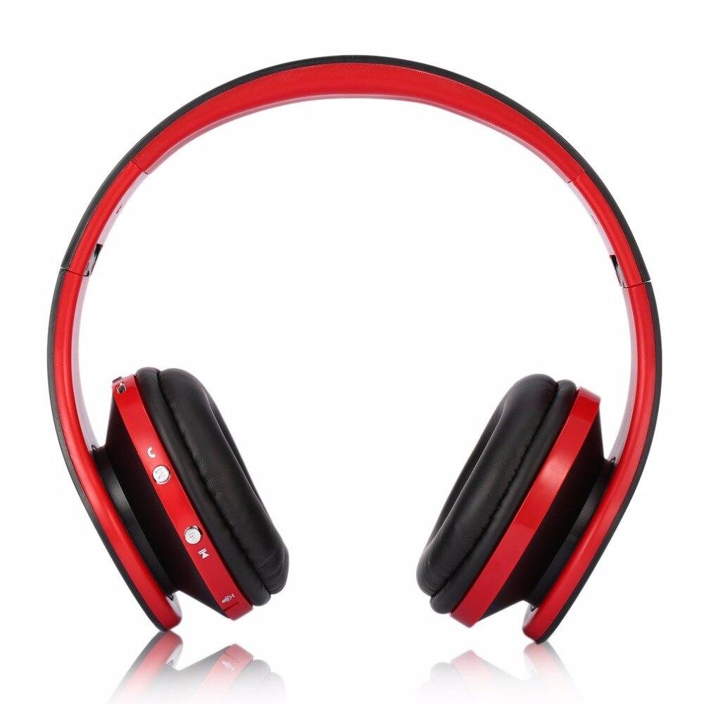 bilder für Faltbare Headset Wireless Stereo Bluetooth Headset Kopfhörer Für iPhone Handy Telefon PC Laptop Tragbaren Media Player