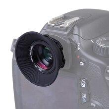 1.08x-1.60x Zoom Visor Lupa Del Ocular para Canon 5D Mark II III 7D 60D 450D 550D 600D 650D 700D 1100D para Nikon D70