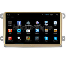 NaviTopia 9inch Quad Core Android 4.4/6.0 Car Radio for VW GOLF(MK6)(2009-2014)/GOLF(MK5)(2003-2009)/POLO/PASSAT(MK7)(2010-2014)
