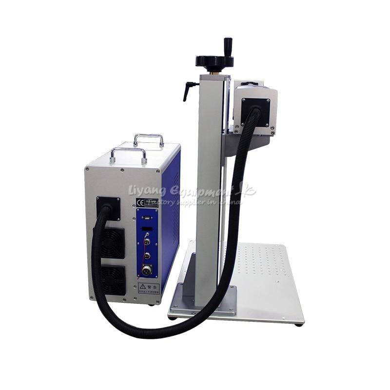 fiber laser metal marking machine (3)