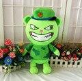 Happy Tree Friends HTF Fliqpy 15.7 дюйм(ов) Аниме Зеленый Чучела и Плюшевые Мультфильм Кукла