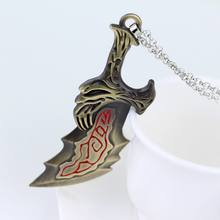 God Of War Sword Necklace