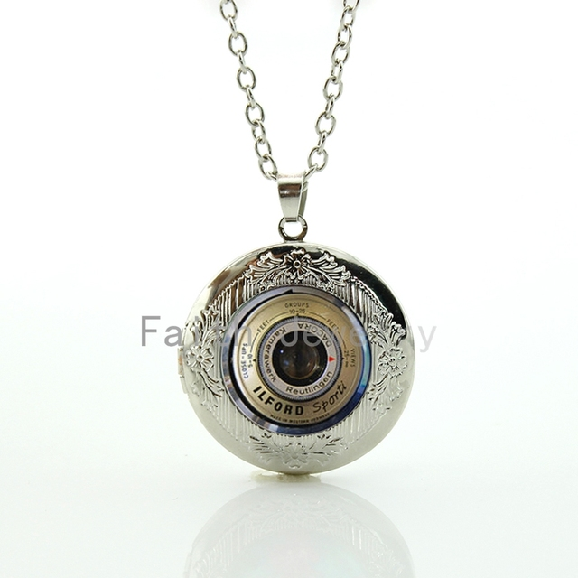 gold silver pendant f l necklaces photograph and chain hinds double lockets jewellery sided photo necklace