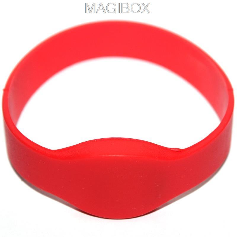125Khz RFID EM4100 Waterproof Proximity Smart Card  wristband bracelet ID card for access control wb03 silicone rfid wristband rfid bracelet proximity smart em card frequency 125khz for access control with tk4100 chip