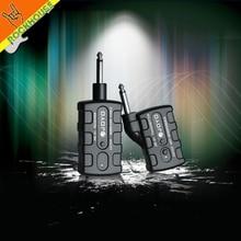 JOYO Guitar Wireless Audio Transmitter Audio Receiver guitar Bass keyboards Rechargeable low noise portability free shipping