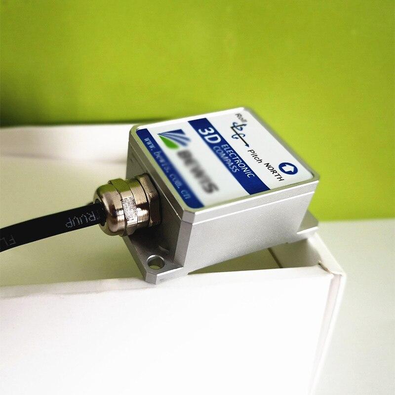 SEC295 Neuf 9 Axe Tous Attitude AHRS Module Rubrique Référence Système Boussole Numérique Capteur (RS232 RS485 TTL Modbus En Option)