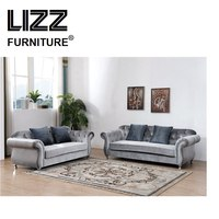 American pouf modern Fabric sofa perfect quality mobilier bed chair beanbag Living room furniture