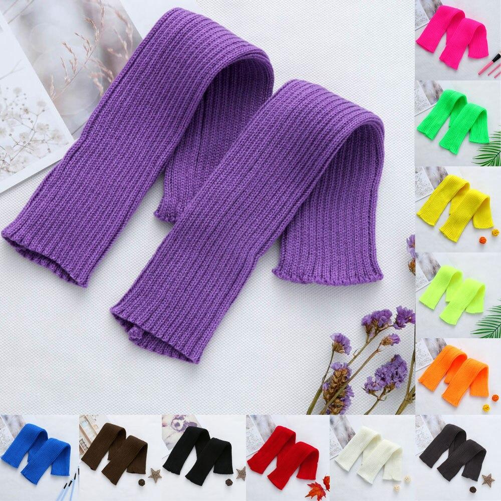 Heerlijk Vrouwen Mode Warm Houden Twist Gebreide Beenwarmers Sokken Kofferdeksel Been Sokken Comfortabele Sokken L50/1228 Met De Nieuwste Apparatuur En Technieken