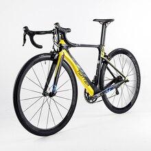 NEW HOT 22 speed 700C Carbon complete road bike 3k carbon groupset wheels bicicleta OG-EVKIN Full Bicycle road bike T10