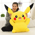 1pcs 55cm Pikachu Plush Toys High Quality Very Cute Stuffed Animal Dolls Children Toys Movie Tv kids Christmas Gift
