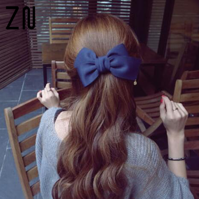 ZN Hair Accessories for Women Hair Ornaments Flower Hair Clip