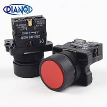 DIANQI XB2 ea42 XB2-ea42 экономики кнопочный переключатель самовосстанавливающийся 22 мм