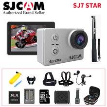 Action camera SJCAM SJ7 Star 4K 30fps WiFi 2 .0″ Touch Screen Remote underwater waterproof Helmet Cam camera better go pro her4
