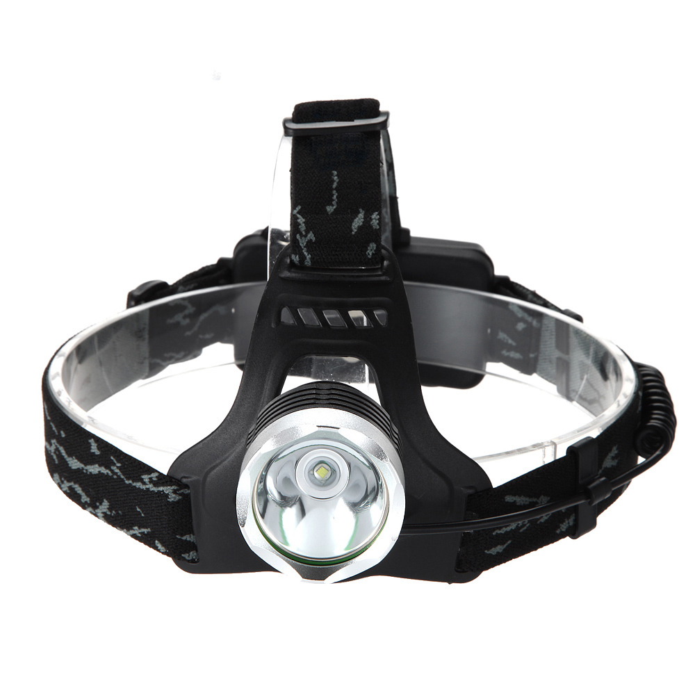 Купить с кэшбэком Led Headlamp XM-L T6 Headband lamp 2000 Lumen flashlight  3 mode Camping lamp  Portable lighting apply18650 Battery