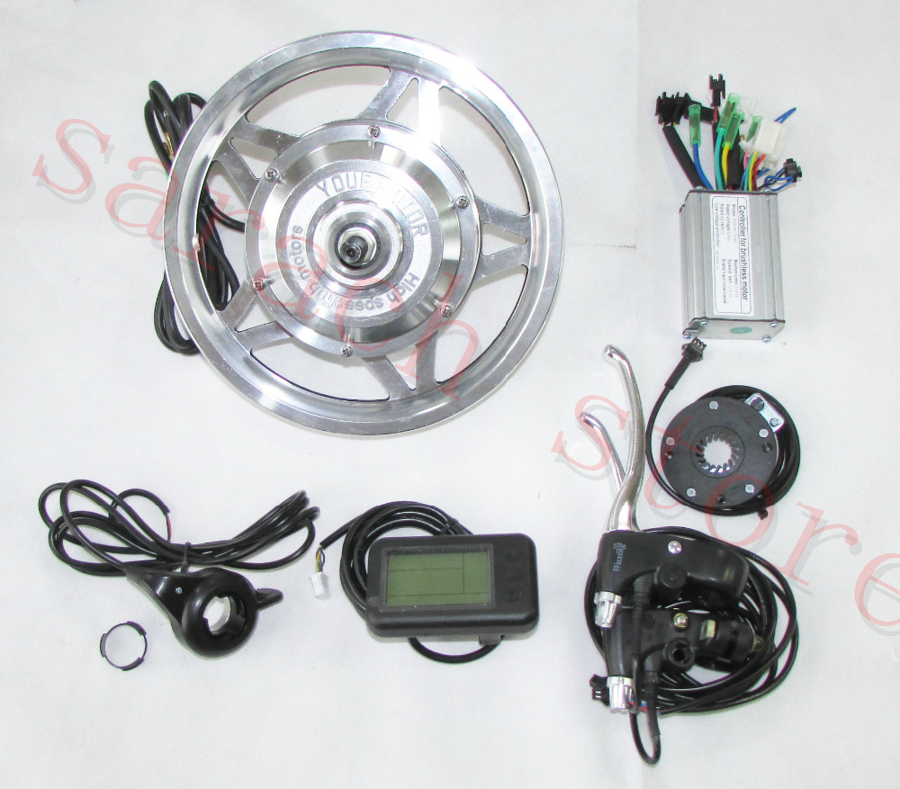 12 250w 36v brushless gear hub motor electric bike kit for Fastest electric bike hub motor