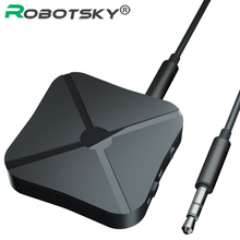 2 IN 1 Bluetooth Transmitter Receiver 3.5MM Jack Stereo Audi
