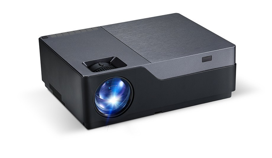 AUN Full HD M18/M18UP 1920x1080P Resolution Mini Projector With WIFI And LED 9