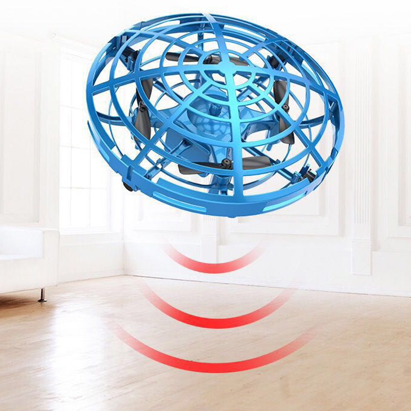 UFO LED Kids Drone Keeps Children Entertained for Hours
