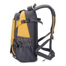 Waterproof Nylon Backpack Men Travel Multifunction Backpack